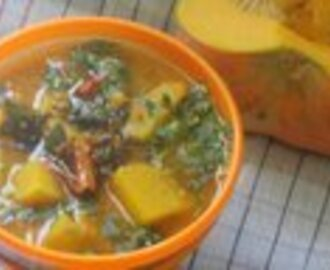 Pumpkin Recipes-Pumpkin Curry/Sweet Pumpkin Curry Recipe