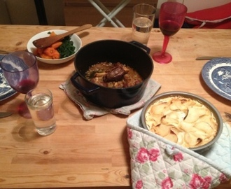 Recipe - Braised Lamb Shanks with Rosemary and White Wine