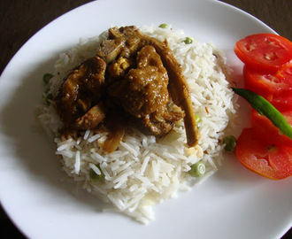 Lamb Curry ( Traditional )*