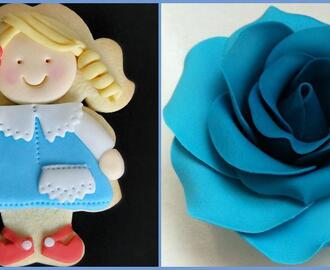 CURSOS DE REPOSTERIA CREATIVA EN THE CUPCAKE´S HOME!!