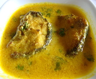Fish Curry ( mustard sauce)