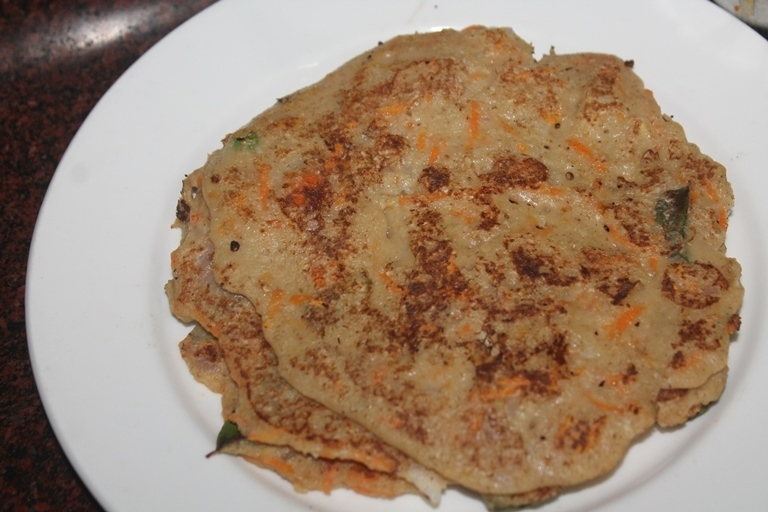 Oats Cheela Recipe - Healthy Oats Chilla Recipe