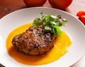 Pork Chops with Mango Habanero Sauce