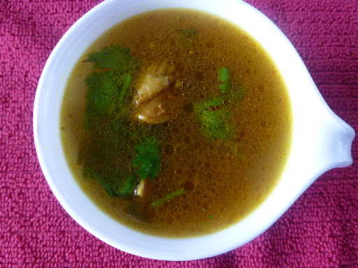 Chettinad Clear Chicken soup