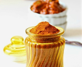 Pickle Powder/ South Indian Pickle Powder