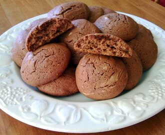 Galletas de Nutella o Nocilla {Cookies de Chocolate}