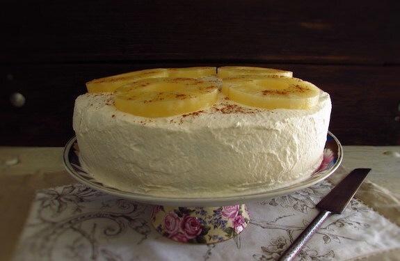 Pineapple cake | Food From Portugal