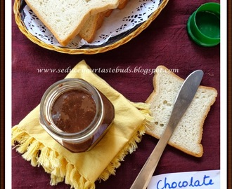 Homemade Chocolate Peanut Butter Spread