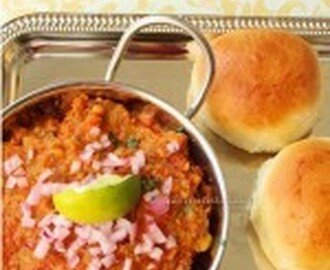 Bombay Pav bhaji – Indian street foods