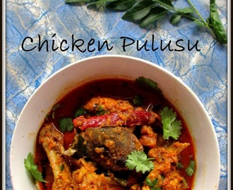 Chicken Pulusu
