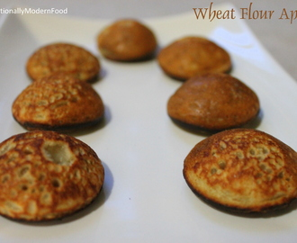 Wheat Sweet Appam