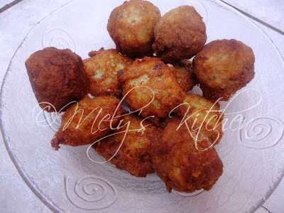 Homemade Fish Ball