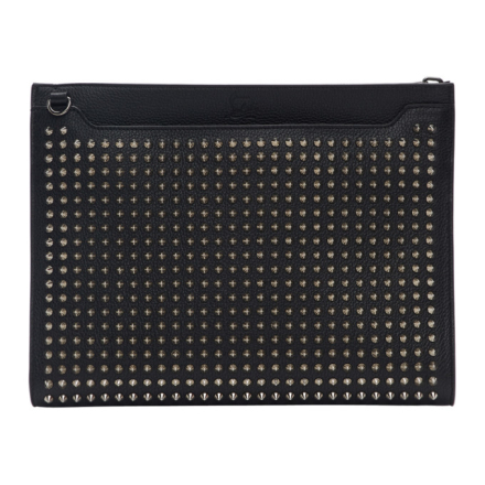 Christian Louboutin Black Skypouch Bag
