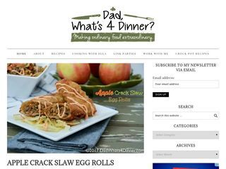 Dad Whats 4 Dinner