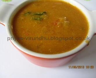 Tomato Kurma/Thakkali kurma[Perfect Side dish for Dosas, IDlis, Idiyappams...]