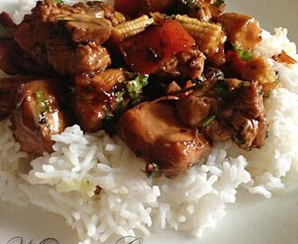 Recipe: Stir Fried Chicken