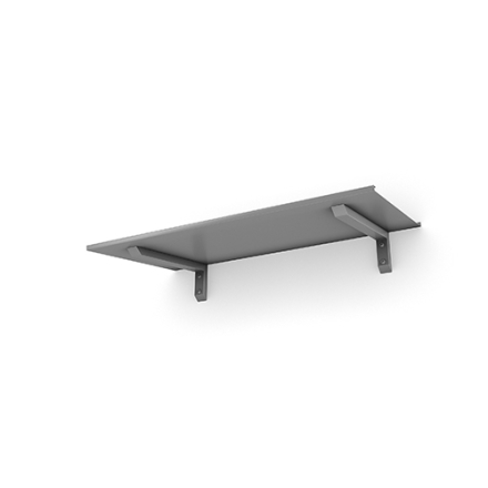 Entrétak Easy Collection - Bold Small Bold Silver Small, Silver aluminium, 1500 mm
