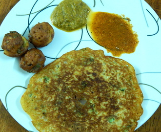 Adai, the Dal Dosa