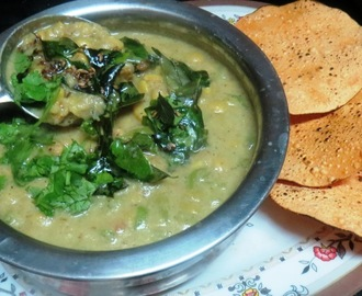 Avarekalu (Field Beans) Jeera Curry