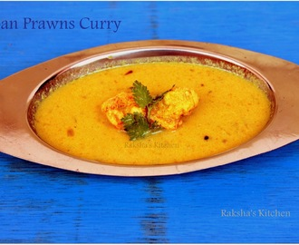 Goan Prawns Curry With Raw Mango