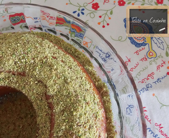 bolo de pistáchio e gengibre | World Baking Day: Pistachio and Ginger Cake by Sandra Santos