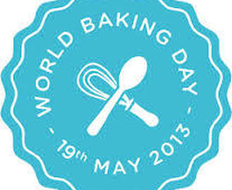 BOLO HUMIDO DE MAÇÃ - WORLD BAKING DAY