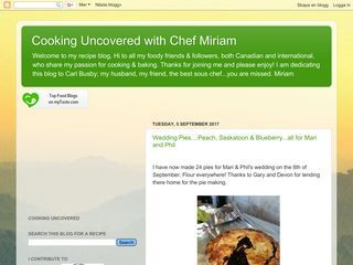 Cooking Uncovered with Miriam