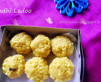 Boondhi Ladoo - My 300th post | Festive  Sweet Recipe