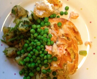 Recipe - Salmon en Croute