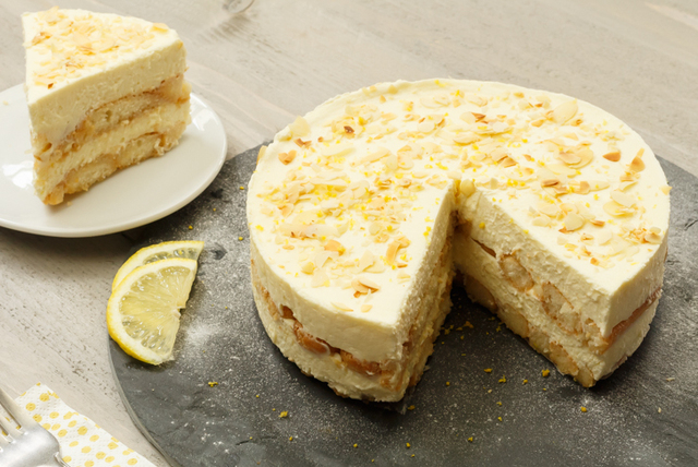 No-bake! Tiramisu limoncello (Video!)