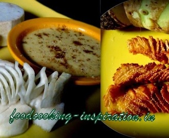 Chinese food recipes marathi recipes mytaste taro chips food craft forumfinder Gallery