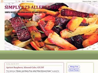 Simply 123 Allergy Free