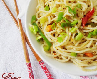 Egg Noodles (Chinese Style)
