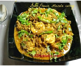Goan Prawn Masala curry