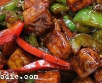Paneer Chilly
