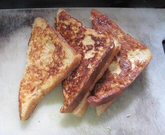 Quick-fix Meals : Chutney French Toast