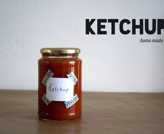 Home made ketchup