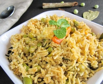 RICE VARIETIES I BIRYANI I PULAO I LUNCH RECIPES
