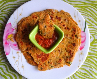 MASALA CHAPATHI I HEALTHY BREAKFAST RECIPES
