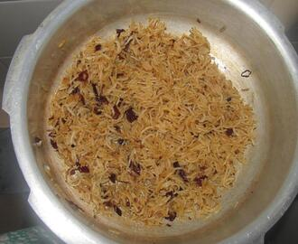 Quick-Fix Meals : Burnt Chilli Garlic Rice