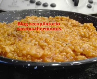 Risotto con ternera thermomix
