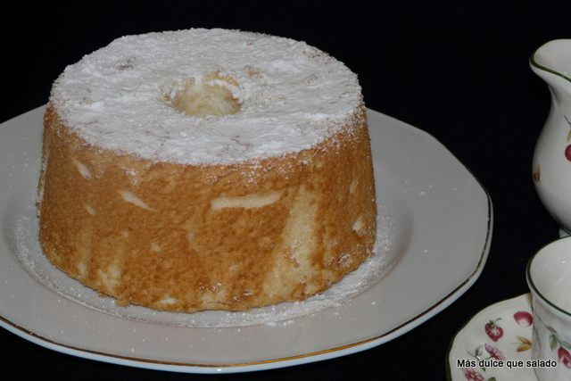 Angel Food Cake Clásico
