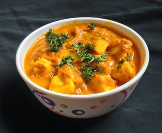 Paneer Lababdar | Punjabi Recipes | North Indian Recipes