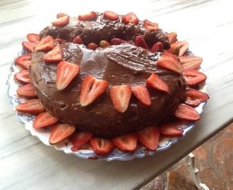 TORTA FUDGE DE CHOCOLATE