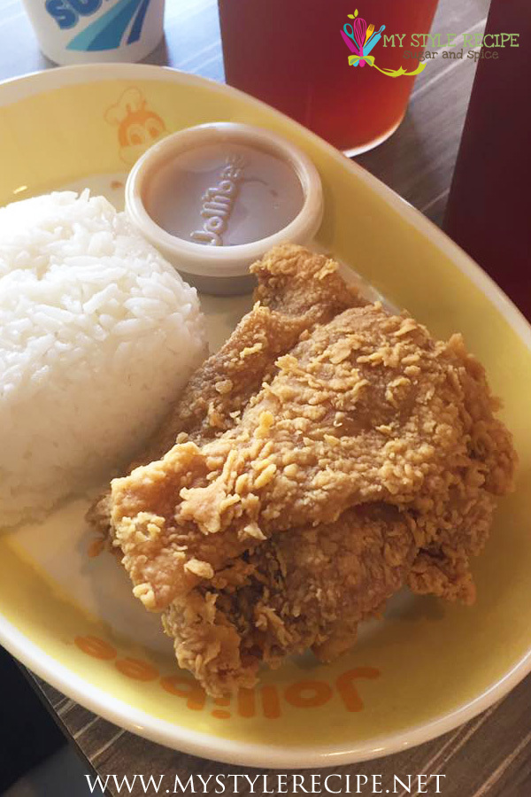 Jollibee…I love You Sabado!
