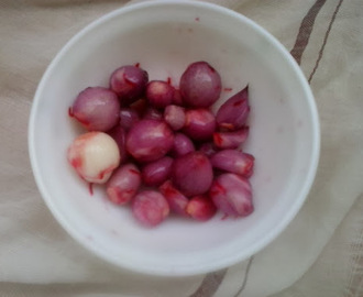 Pickled onions |How to make quick hotel style pickled onions at home ?