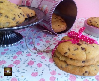 Cookies de Chocolate con Silvia Marty