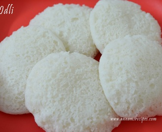 How to make soft Idli / Chettinad Idli