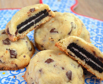 Chocolate Chip Oreo cookies