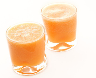 Peer grapefruit smoothie